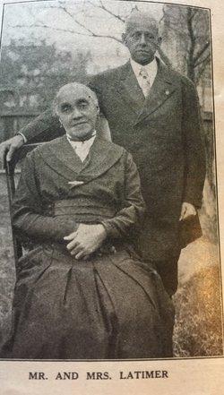 Mary Wilson <I>Lewis</I> Latimer