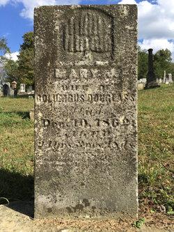 Mary J. <I>Nichols</I> Douglass