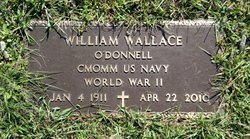 """William Wallace """"Wally"""" O'Donnell"""