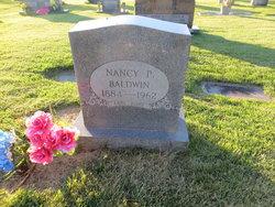 Nancy P Baldwin