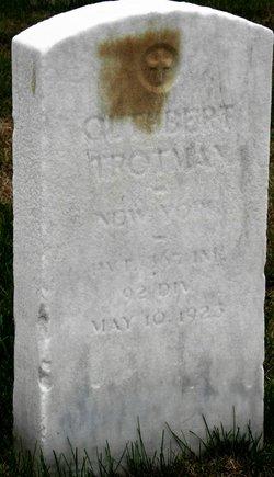PVT Cuthbert Trotman