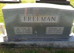 Maxie Ray Freeman