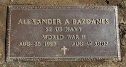 Alexander Arthur Bazdanes