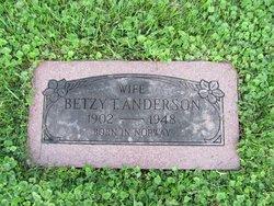 Betzy T. <I>Heyland</I> Anderson