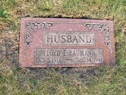 Floyd E Baumann