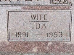 Ida <I>Helfogt</I> Baumgarten