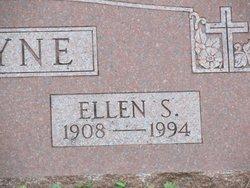 Ellen S <I>Sherwood</I> Bayne