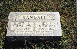 Edwin B Randall