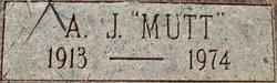"""Adolph Jefferson """"Mutt"""" Fredeck"""