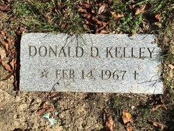 Donald Dean Kelley