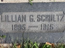 Lillian Genevieve Schultz