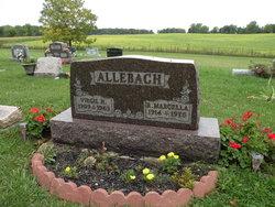 Ruby Marcella <I>Burroughs</I> Allebach