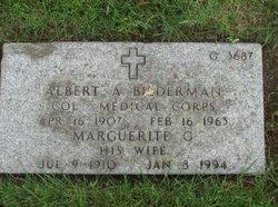 Marguerite G Biederman