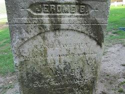 Pvt Jerome B Warner