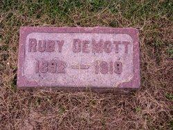 Ruby E. Demott