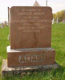 Margaret <I>Campbell</I> Adair