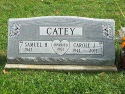Carole Jean <I>Hughes</I> Catey