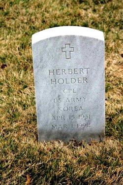 Herbert Holder
