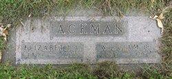 Elizabeth Ann Ackman