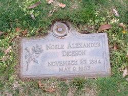 Noble Alexander Dickson