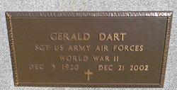 "Gerald Mayfield ""Doc"" Dart"