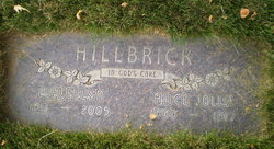Alice Mildred <I>Jolly</I> Hillbrick