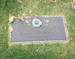 Mildred M. <I>Schuckenbrock</I> Sisson