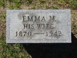 Emma M. <I>Knapp</I> Link