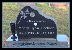 Monty Lynn Heckler