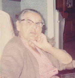 Nellie Mae <I>Morlan</I> Milburn