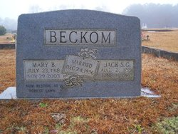 Starling Grady Jack Beckom