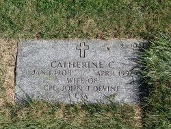 Catherine C Devine