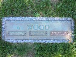 Harold Malcolm Wood, Sr