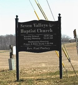 Seven Valleys Baptist Cemetery