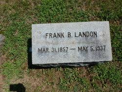 Frank B Landon