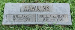 "William Henry ""Harry"" Hawkins"