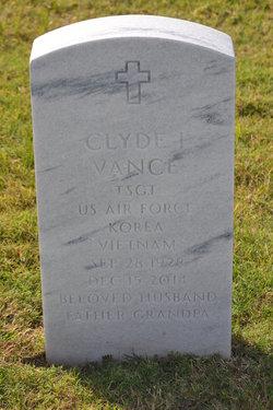Clyde Ira Vance