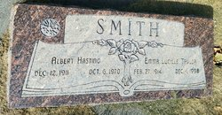 Emma Lucile <I>Taylor</I> Smith