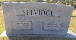 Arnold Blucher Selvidge