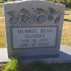 Muriel Dean Selvidge