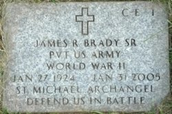 James Robert Brady, Sr