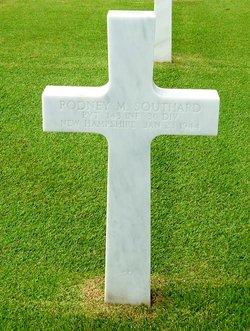 Pvt Rodney M Southard