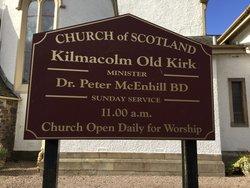 Kilmacolm Old Kirk Cemetery