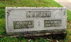 Caroline E <I>Hartman</I> Keister