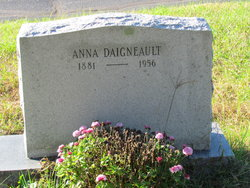 Anna <I>Daigneault</I> St Pierre