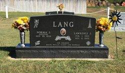 Lawrence J Lang