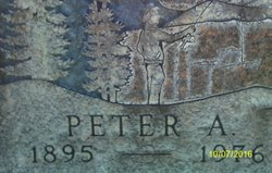 Peter Andrew Ekler