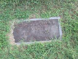Edward Carmack Browder