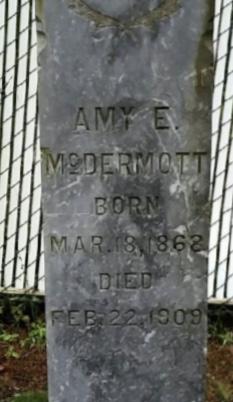 Amy E. <I>Moorhead</I> McDermott