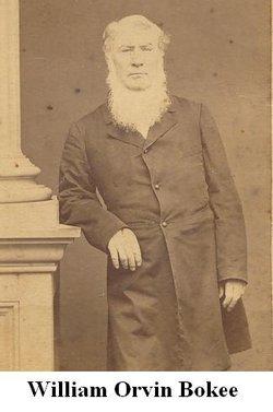 William Orvin Bokee